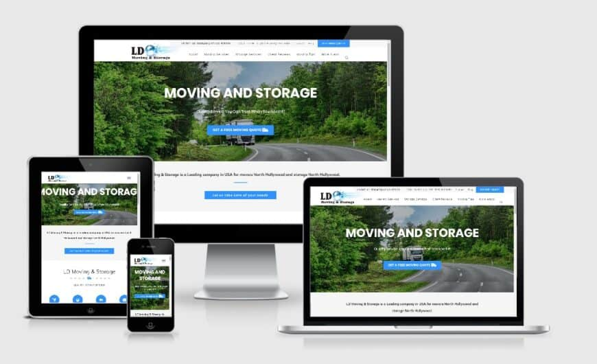 LD Moving & Storage Inc.