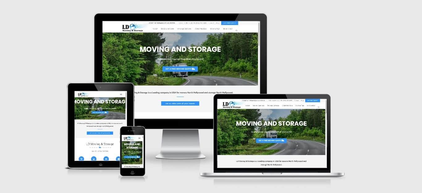 LD Moving & Storage Inc.