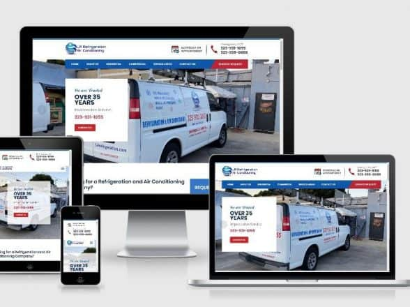 L. A. Refrigeration & Air Conditioning Co